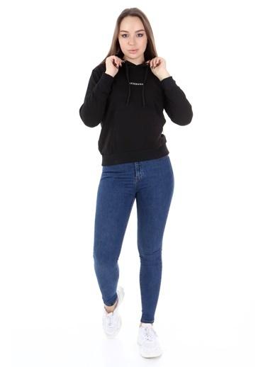 Rodi Jeans Sweatshirt Siyah